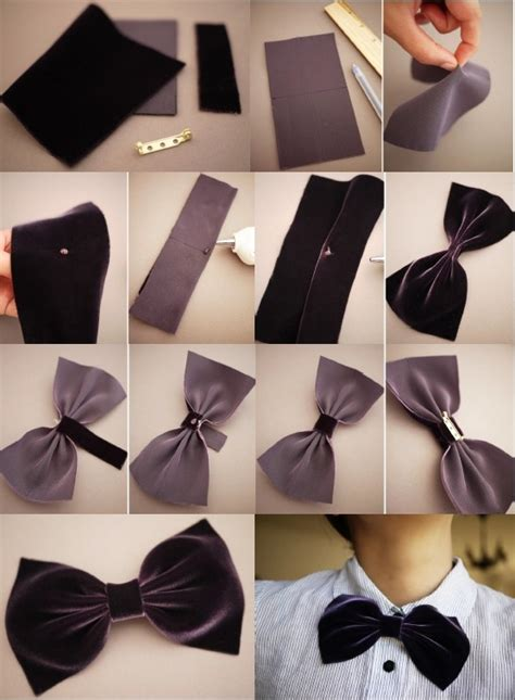 How To Make Handmade Bow Ties - diy bow tie pictures photos and images for