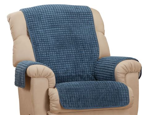 Recliner Chair Protectors by Walterdrake Chenille Recliner Furniture Protector