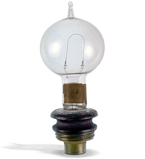 who invented the electric light bulb let there be light bulbs how incandescents became the