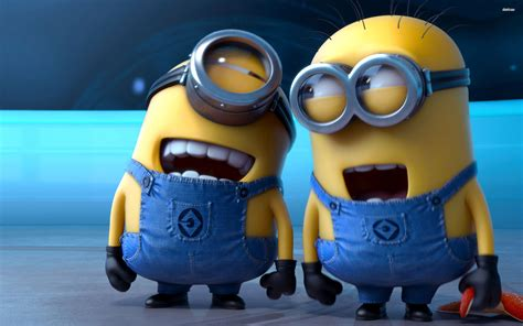 wallpaper cartoon minion minion wallpapers pictures images