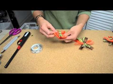 best bow making tutorial bowdabra stacked hair bow tutorial