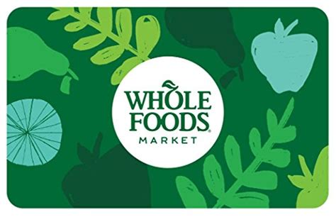 Whole Foods Gift Card Amazon - amazon com whole foods market gift cards configuration asin e mail delivery gift cards