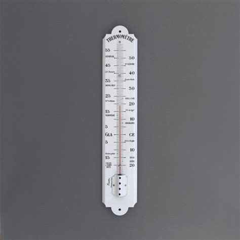 Large Outdoor Thermometer Decorative by Large Thermometer Traditional Decorative Thermometers