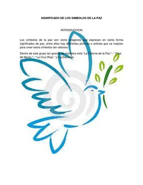 imagenes de simbolos que representen el amor calam 233 o significado de los simbolos de la paz