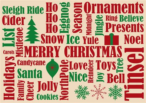 images of christmas words many christmas words christmas cards from cardsdirect