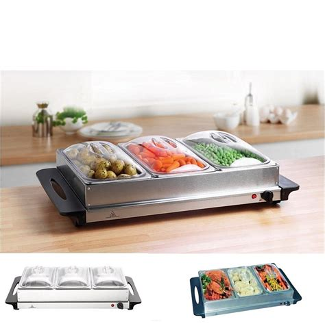 new buffet server warming tray food warmer trays hot plate