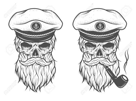 bearded skull tattoo skull beard pesquisa bearded skulls