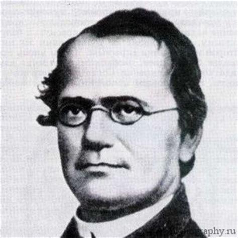 biography gregor mendel грегор мендель gregor mendel краткая биография учёного