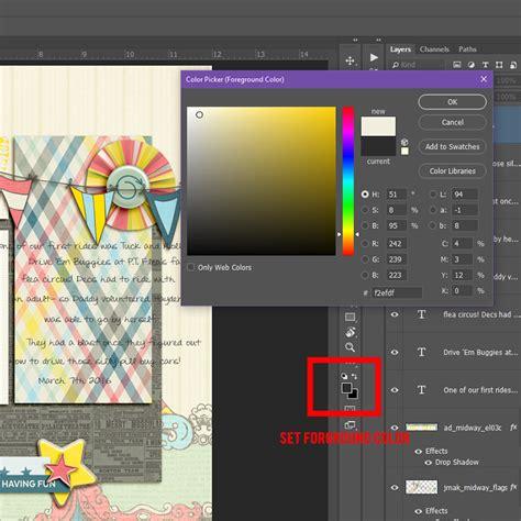 Loosey Simply Colour Biru Gw50 the digital press digital and hybrid scrapbooking shop