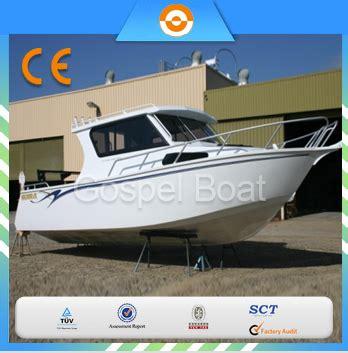 enclosed cabin boats 25ft deep v bottom enclosed aluminum cabin motor boats