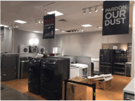 wheaton jcpenney store  unveil major appliance showroom  weekend wheaton md patch