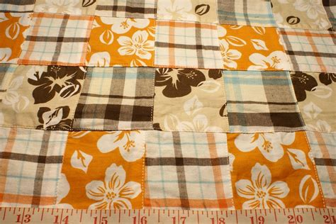 Patchwork Madras Fabric - buy patchwork madras fabric from atlantis inc fabrics