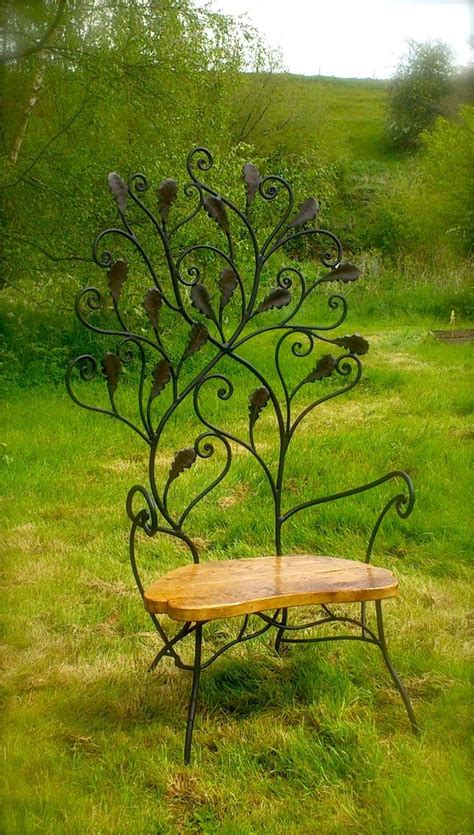 iron benches for outdoor seating 14 best images about vintage wrought iron furniture on