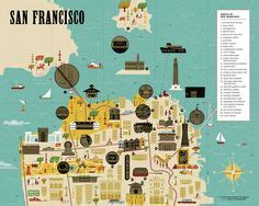 san francisco map book 1000 images about work san fran on san