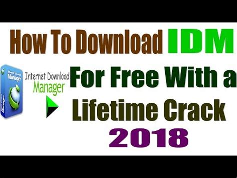 how to download idm full version crack youtube how to download idm 6 30 full version with crack 2017 in