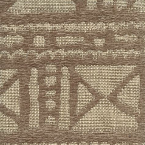 upholstery fabric south africa 1 yd piece mudcloth linen tan chenille jute african design