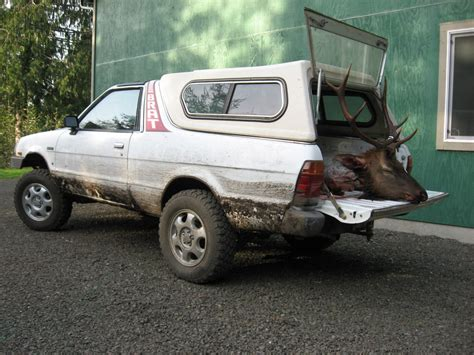 Subaguru 1986 Subaru Brat Specs Photos Modification Info