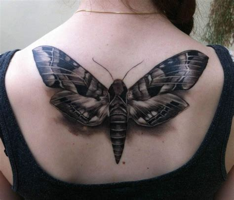 gray tattoo designs moth images designs