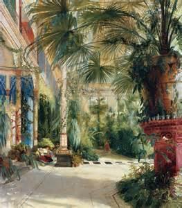 house portrait artist file carl blechen das innere des palmenhauses google