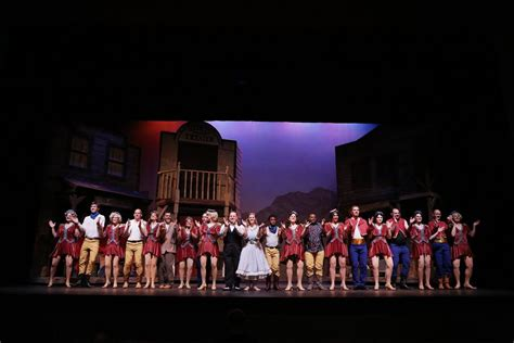 behind the curtain cincinnati crazy for you review behind the curtain cincinnati