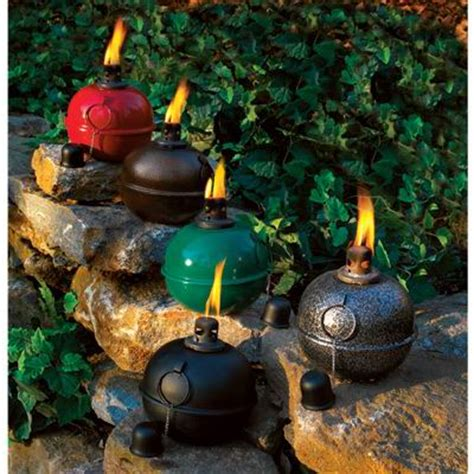 Backyard Torches by Keep Your Backyard Bright Garden Torches