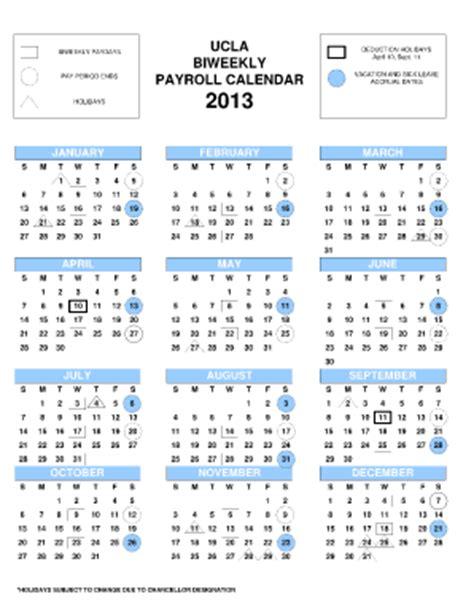 2016 ucla payroll calendar | calendar template 2018