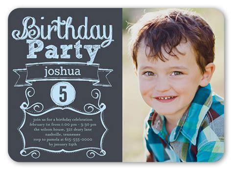 birthday invitation cards for baby boy baby boy s 1st birthday invitations shutterfly