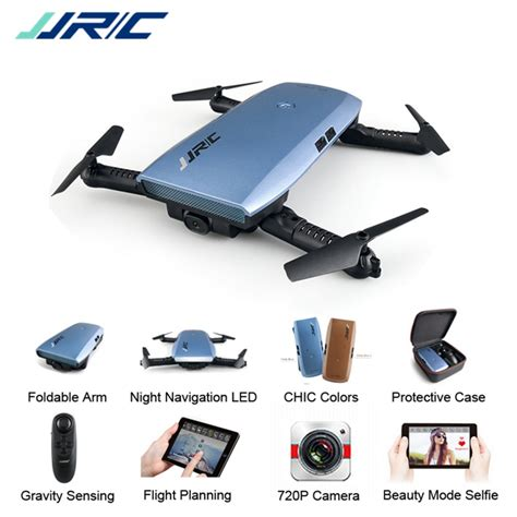 Jjrc H47 Mini Foldable 2 4g 6 Axis Gyro Wifi Fpv Quadcopter Rc jjr c jjrc h47 elfie plus with hd upgraded foldable