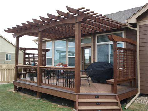 Cost To Build A Covered Pergola Decor References Cost To Build Pergola