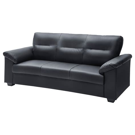 Ikea Leather Sofa Indeliblepieces Com Ikea Sofa Leather