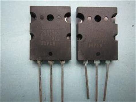 driver transistor for 2sc5200 1000w monoblock power lifier electronic circuit