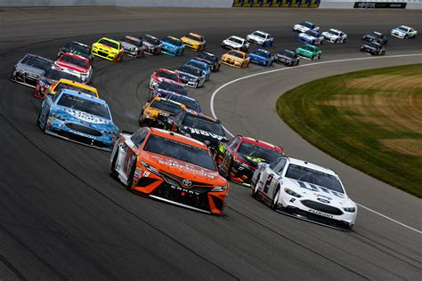 Power Of Nascar Nascar Nascar Team Power Rankings After Second Michigan Race