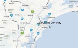 newcastle australia map map of australian locations
