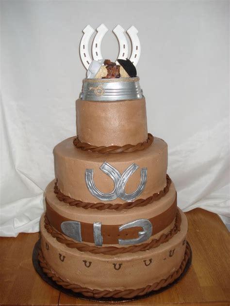 western wedding cakes cowboy wedding cakes