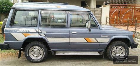 free car manuals to download 1987 mitsubishi pajero electronic valve timing mitsubishi pajero exceed 2 8d 1987 for sale in islamabad pakwheels