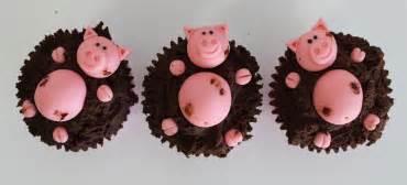 pigs mud cupcakes gloverly cupcakes