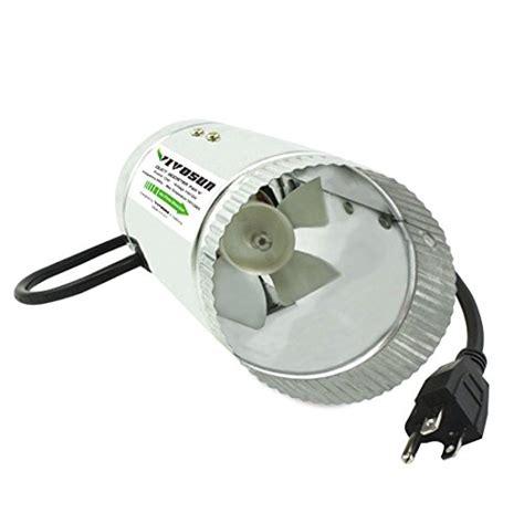 5 inch inline fan vivosun 4 inch inline duct booster fan 100 cfm low noise