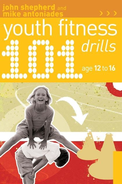age of agility books 101 youth fitness drills age 12 16 101 drills