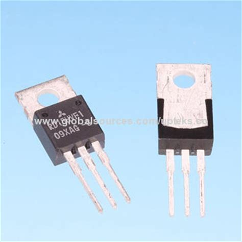 transistor mosfet rd15hvf1 silicon rf power mosfet transistor rohs compliant 175mhz 15w 520mhz 15w to 220s on global