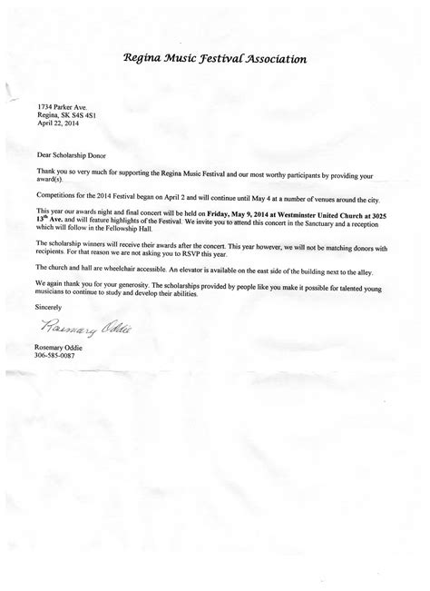 thank you letter to a dedicated l steel