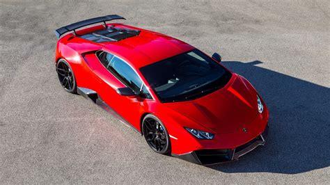 Lamborghini Huracan Novitec Announces Lamborghini Huracan Supercharger