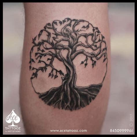 valhalla tattoo designs tree of valhalla tattoos