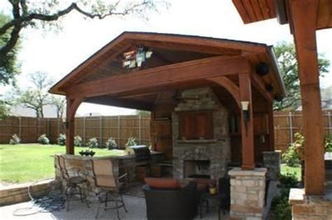 covered porch plans outdoor fireplaces and patios covered patio with outdoor