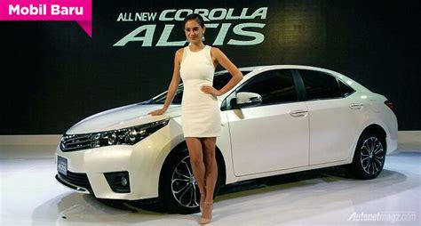 Lu Led Mobil Great Corolla all new toyota corolla altis 2014 diluncurkan di indonesia