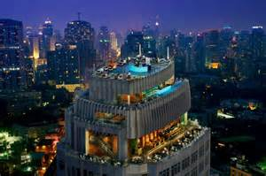 best rooftop bars bangkok thailand in 2016 for