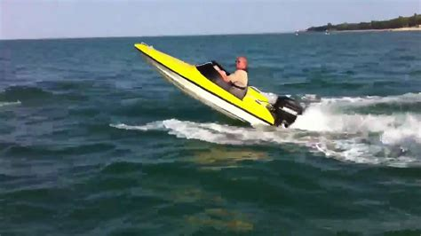 mini speed boat videos 9ft speedboat with 25hp in solent youtube