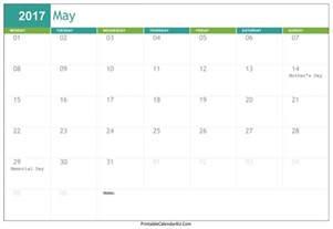 may 2017 calendar word 2017 calendar printables