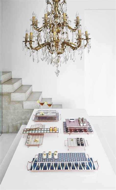 Cool Designer Flavia Pra by Mix Match Vassoio Rettangolare Collezione Mix Match By Gan