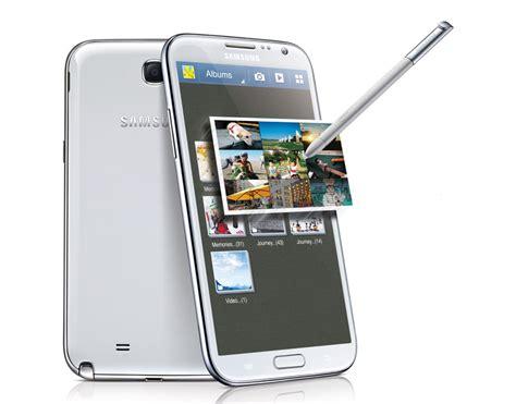 samsung galaxy note ii smartphone