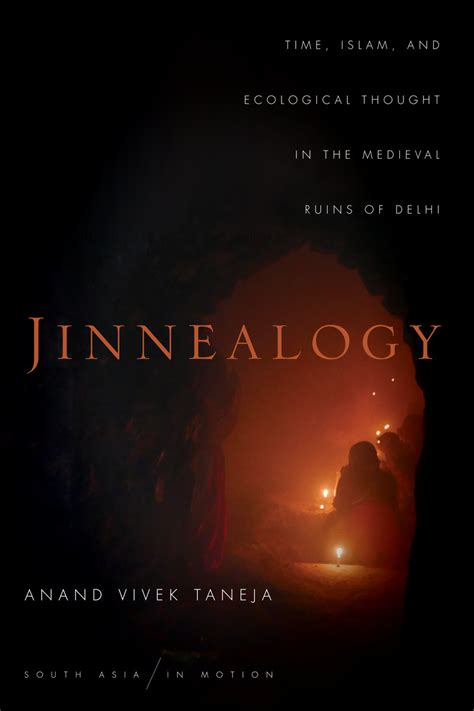 jinnealogy time islam and ecological thought in the